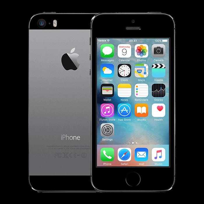 Заміна скла в телефоні iphone-5s
