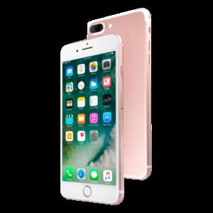 Рожевий iphone 7 plus