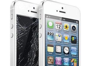 iphone se після заміни скла