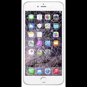 Розбите скло в iphone 6