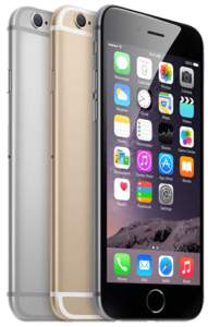 Форма заявки для заміни скла iphone 6 plus