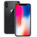 iphone x чорного кольору